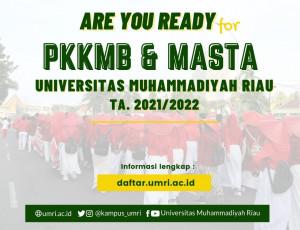 Video Ketentuan Kegiatan PKKMB dan MASTA UMRI 2021